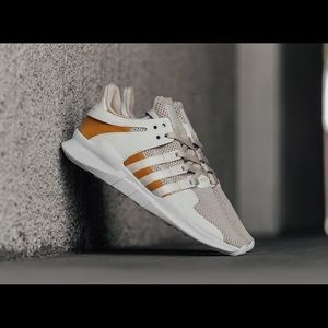 Adidas EQT Support ADV Off-White/Tactile Yellow